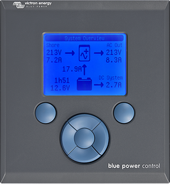 Panel Blue Power